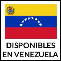 Disponibles en Venezuela